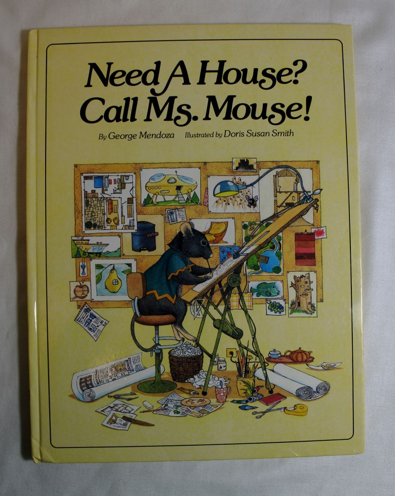 Need a House? Call Ms. Mouse Cover Photo