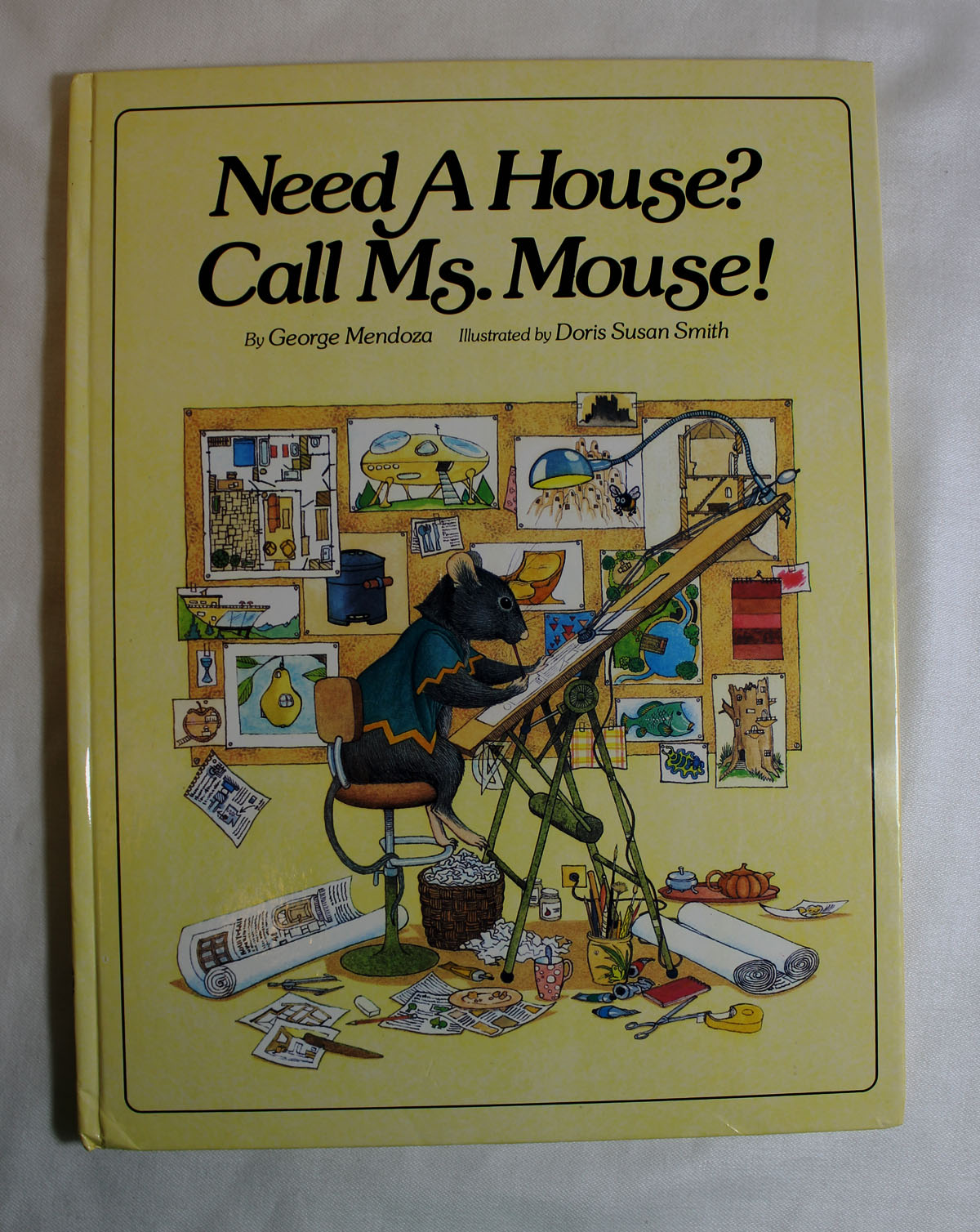 Need a house call ms mouse by george mendoza northwest for Need a house